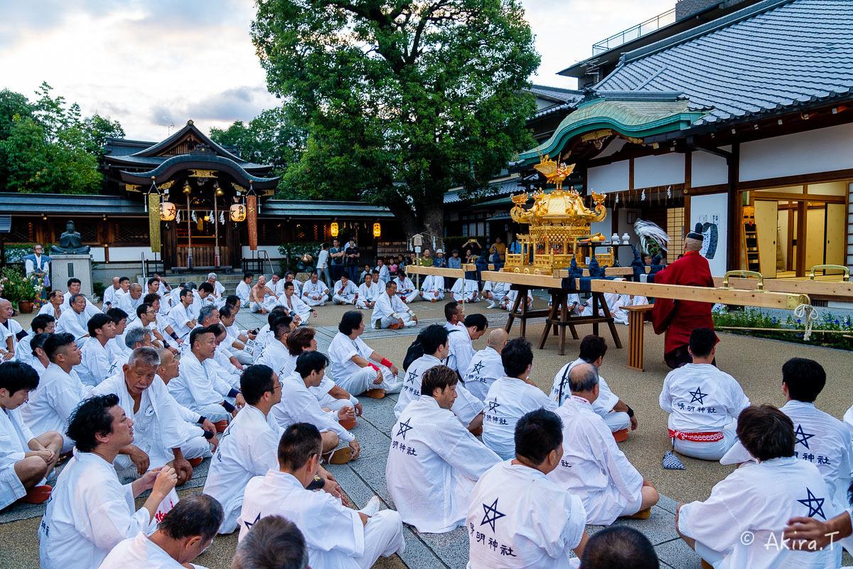 晴明神社 神幸祭 -2-_f0152550_21482600.jpg