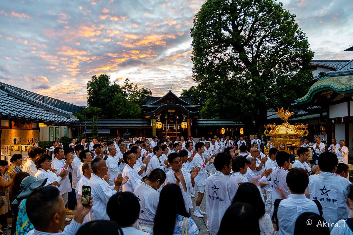 晴明神社 神幸祭 -2-_f0152550_21483928.jpg