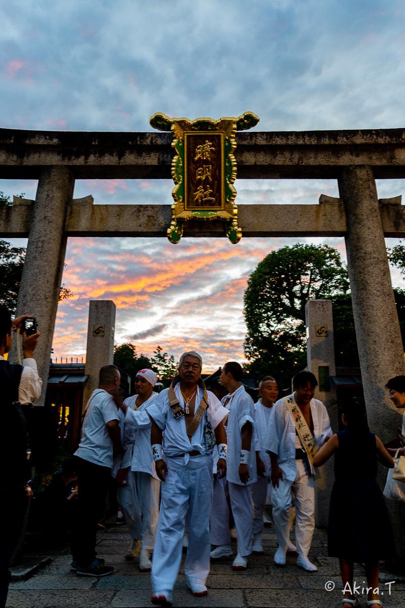 晴明神社 神幸祭 -2-_f0152550_21492628.jpg