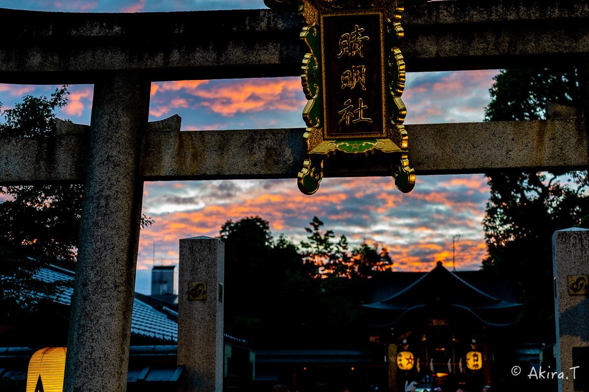 晴明神社 神幸祭 -2-_f0152550_21494347.jpg