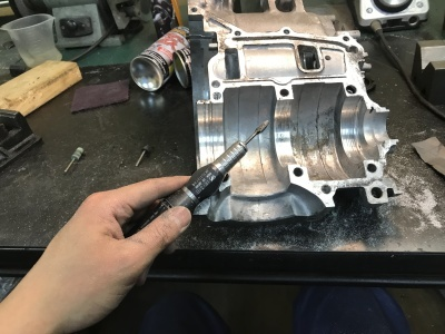 MC21 エンジン・車体 OH ⓶_e0114857_11150245.jpg