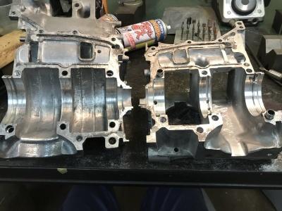 MC21 エンジン・車体 OH ⓶_e0114857_11153613.jpg