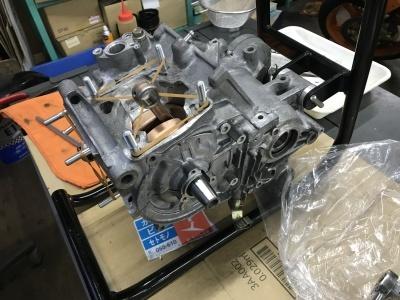 MC21 エンジン・車体 OH ⓶_e0114857_11163134.jpg