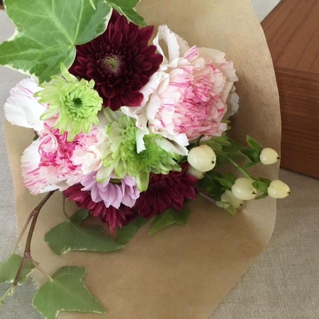 "mini bouquet    \""幸福感\""の変化_a0165160_15084391.jpg"