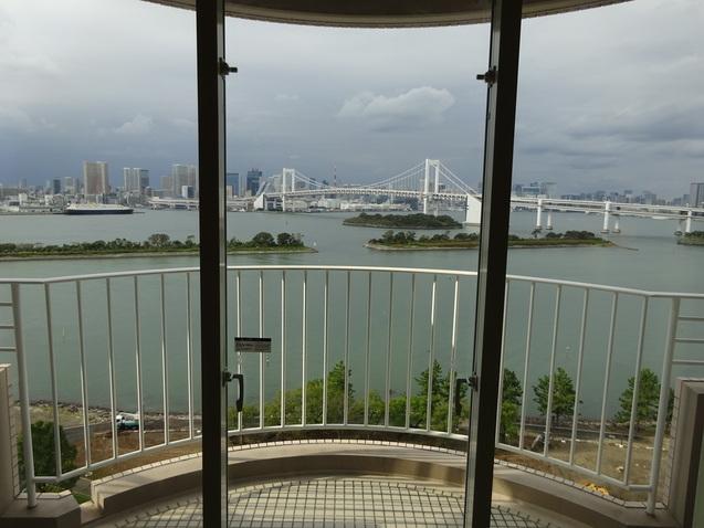 秋の「ヒルトン東京お台場」 (1)_b0405262_11221433.jpg