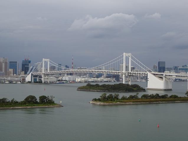 秋の「ヒルトン東京お台場」 (1)_b0405262_11223080.jpg