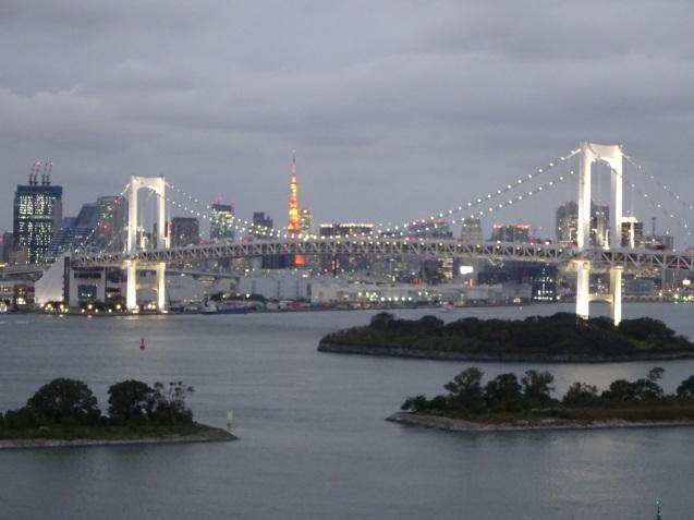 秋の「ヒルトン東京お台場」 (2)_b0405262_19403048.jpg