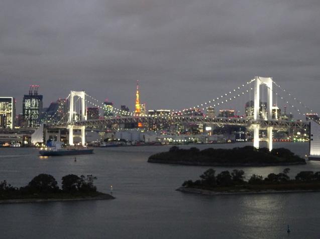 秋の「ヒルトン東京お台場」 (2)_b0405262_19405518.jpg