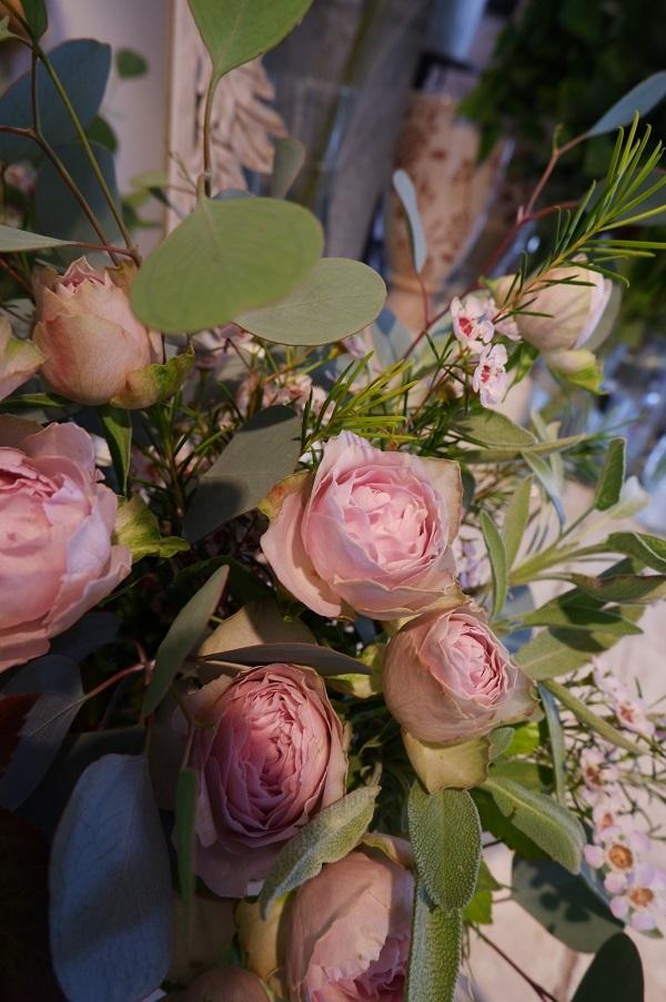 オークリーフ花の教室(須藤さんの作品)_f0049672_18002815.jpg