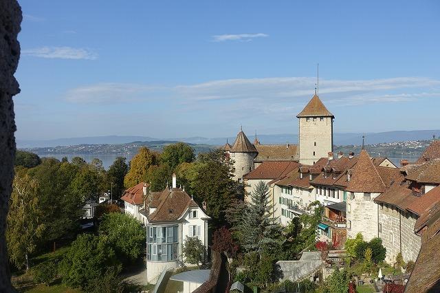 スイスでの週末(2)~ スイスの宝石・ムルテン_c0211876_05133628.jpg
