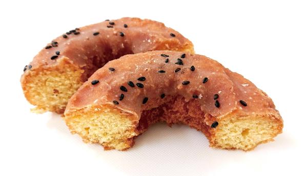 【コンビニドーナツ】NEWDAYS「大学芋みたいなドーナツ」【芋とドーナツのいいとこどり】_d0272182_11103430.jpg