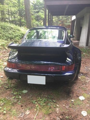〜新着〜 委託販売車両 ポルシェ911ターボ 964型_c0105691_13282413.jpeg