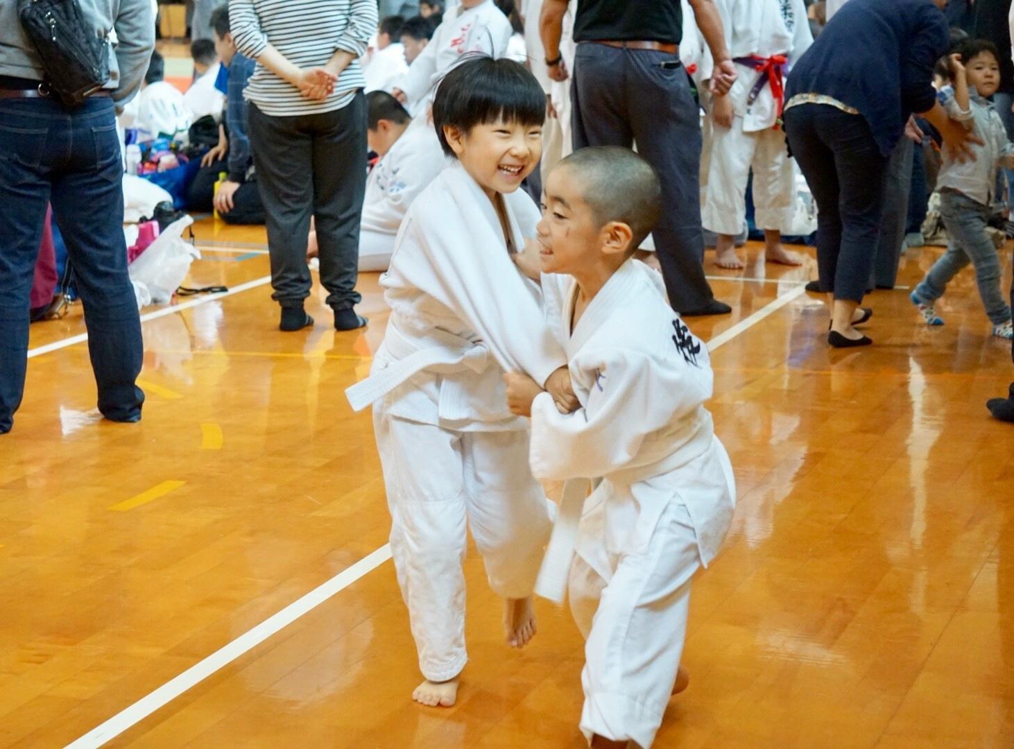 2019  櫛田神社秋季大祭奉納少年柔道大会_b0172494_22290245.jpg