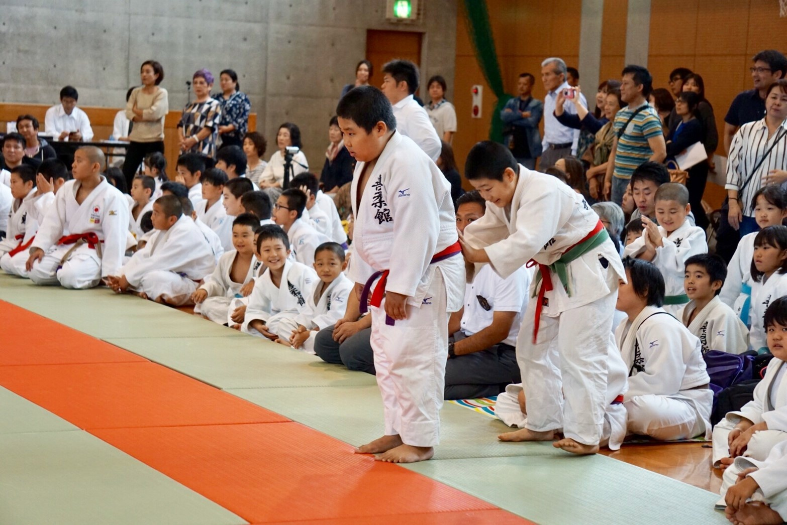 2019  櫛田神社秋季大祭奉納少年柔道大会_b0172494_22302507.jpg