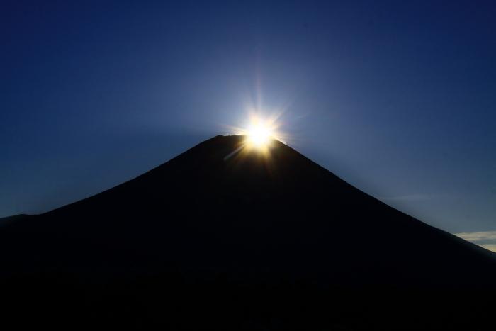 令和元年10月の富士(12)朝霧高原ダイヤモンド富士_e0344396_14053405.jpg