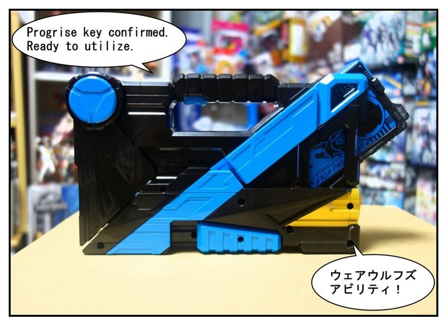 【漫画で雑記】DXアタッシュショットガン/DXパンチングコング/DXフレイミングタイガーで徹底的に遊ぶ!!_f0205396_16285029.jpg