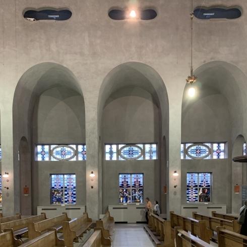 世界平和記念聖堂耐震改修終了_f0099102_11415534.jpeg