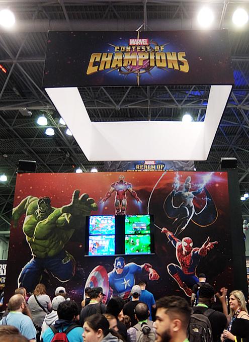 NYCC2019、米国ゲーム業界、激動の1年を反映するゲーム関連ブースいろいろ_b0007805_06294783.jpg