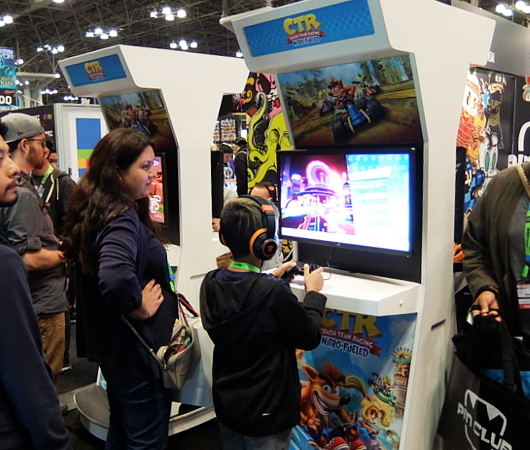 NYCC2019、米国ゲーム業界、激動の1年を反映するゲーム関連ブースいろいろ_b0007805_06295176.jpg