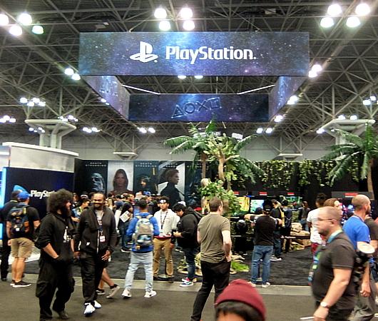 NYCC2019、米国ゲーム業界、激動の1年を反映するゲーム関連ブースいろいろ_b0007805_06314613.jpg