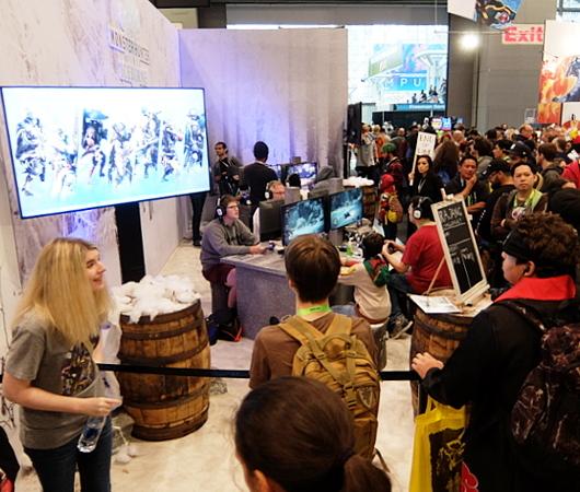 NYCC2019、米国ゲーム業界、激動の1年を反映するゲーム関連ブースいろいろ_b0007805_06335826.jpg