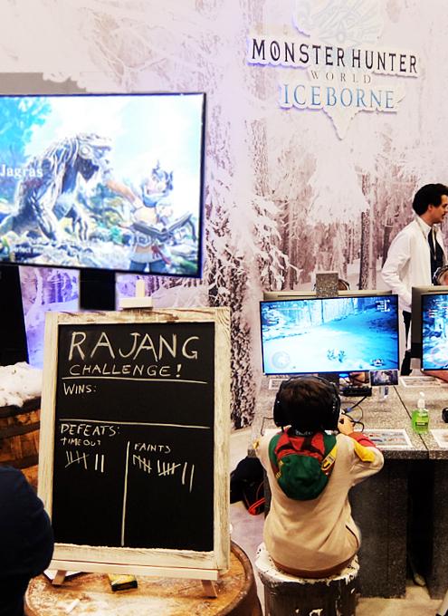 NYCC2019、米国ゲーム業界、激動の1年を反映するゲーム関連ブースいろいろ_b0007805_06384226.jpg