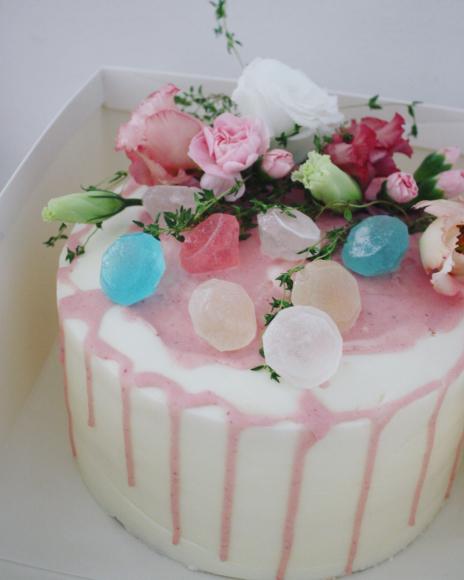 セレブレーション ケーキはビッグに_d0339705_15572933.jpg