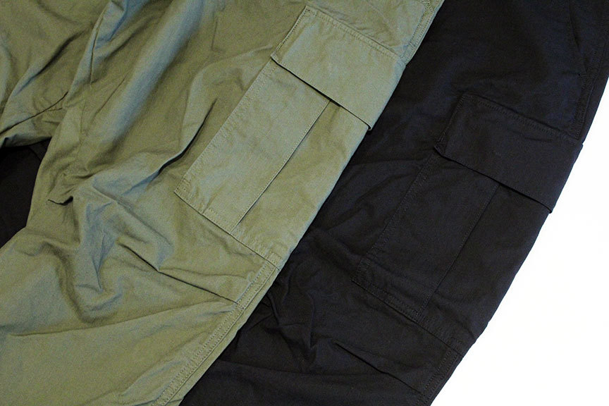 "Ordinary fits (オーディナリーフィッツ) \"" CARGO PANTS \""_b0122806_12083481.jpg"
