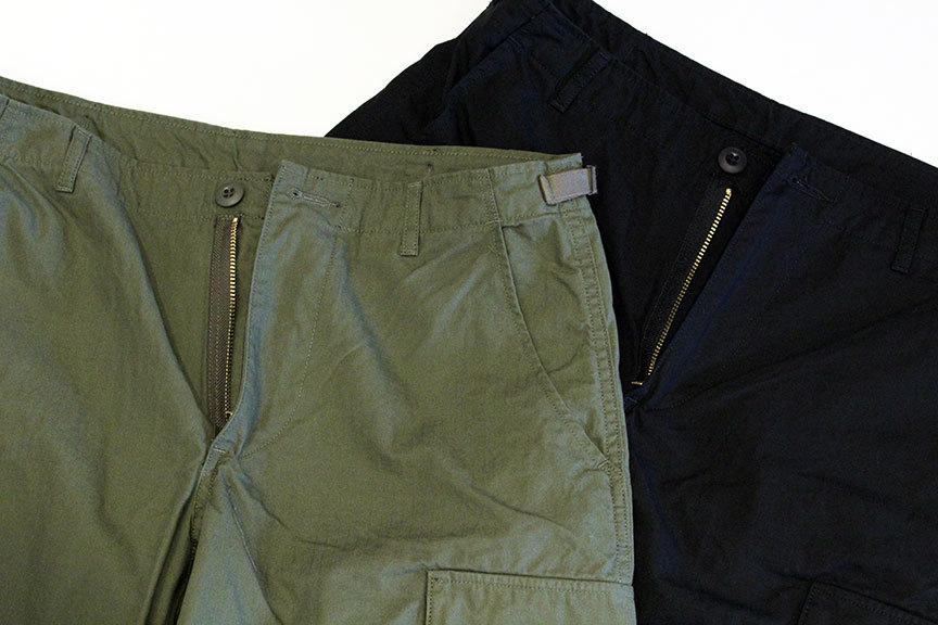 "Ordinary fits (オーディナリーフィッツ) \"" CARGO PANTS \""_b0122806_12084533.jpg"