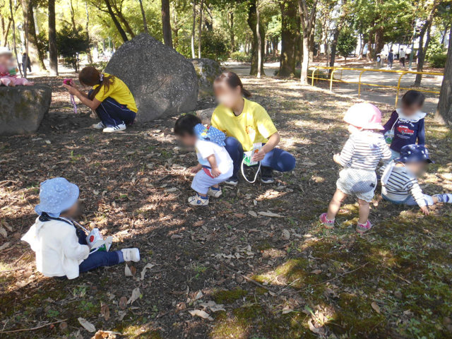 秋の遠足_e0148419_9261041.jpg
