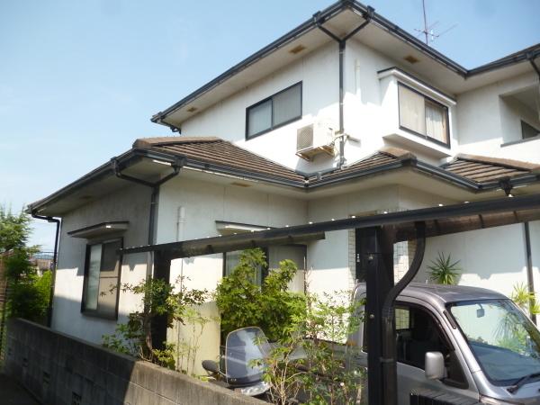 松山市 Y様邸 外壁塗装工事_a0167735_13091875.jpg