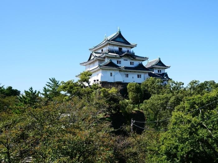 和歌山城へ 30mm(35mm換算)単焦点レンズ試写 2  2019-10-22 00:00     _b0093754_21113584.jpg