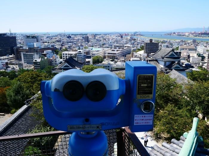 和歌山城へ 30mm(35mm換算)単焦点レンズ試写 2  2019-10-22 00:00     _b0093754_21132375.jpg