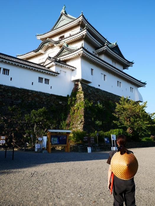 和歌山城へ 30mm(35mm換算)単焦点レンズ試写 2  2019-10-22 00:00     _b0093754_21140761.jpg
