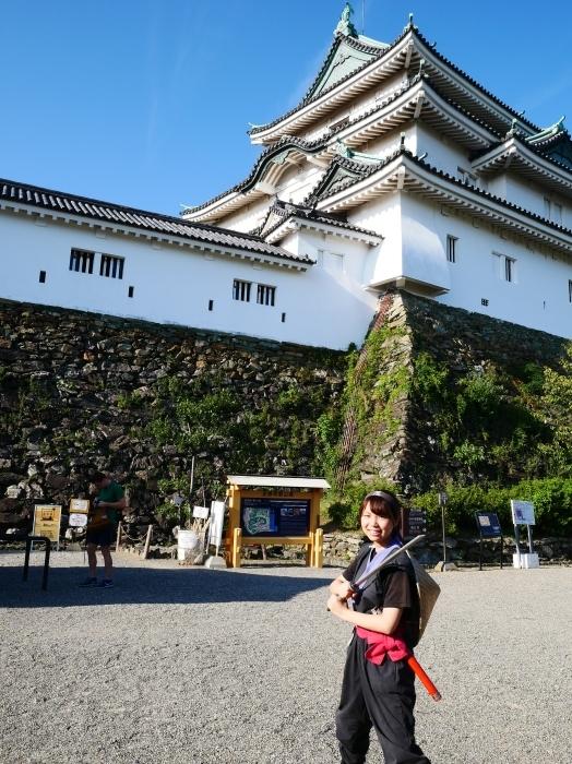 和歌山城へ 30mm(35mm換算)単焦点レンズ試写 2  2019-10-22 00:00     _b0093754_21142194.jpg