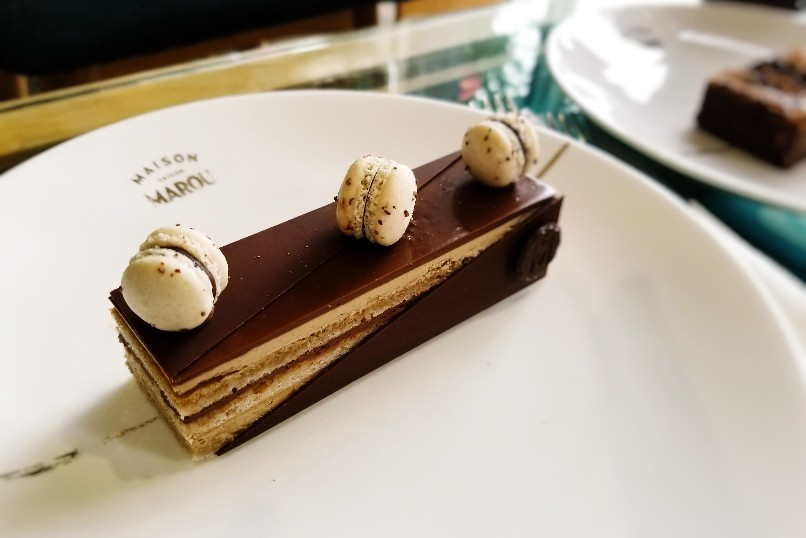 ホーチミン旅行記: マルゥで最高のチョコレートケーキに出会う - Good Morning, Gorgeous.