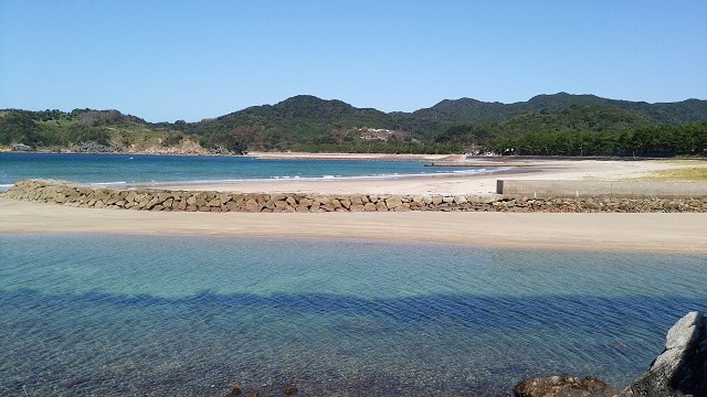 連休は天草市高浜へアジクロ釣りに行きました_a0278866_10591885.jpg