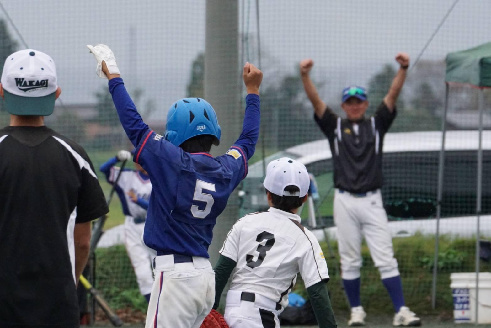 新潟日報チャレンジカップ野球大会 優勝しましたぁー!(^^)_b0095176_10484128.jpeg