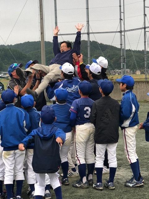 新潟日報チャレンジカップ野球大会 優勝しましたぁー!(^^)_b0095176_10495172.jpeg