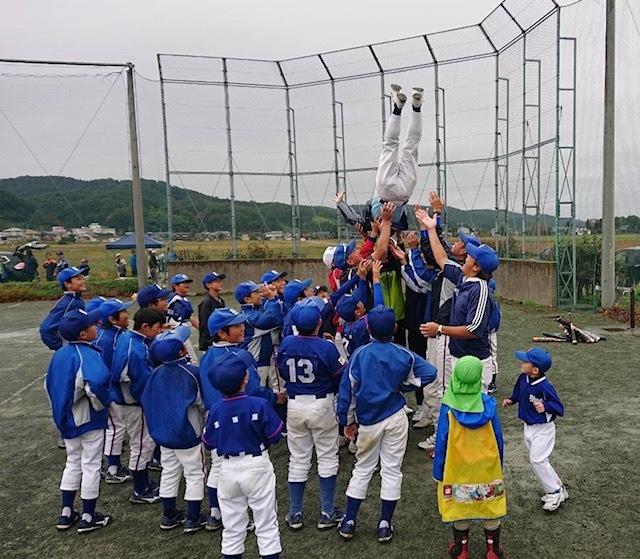 新潟日報チャレンジカップ野球大会 優勝しましたぁー!(^^)_b0095176_10501014.jpeg
