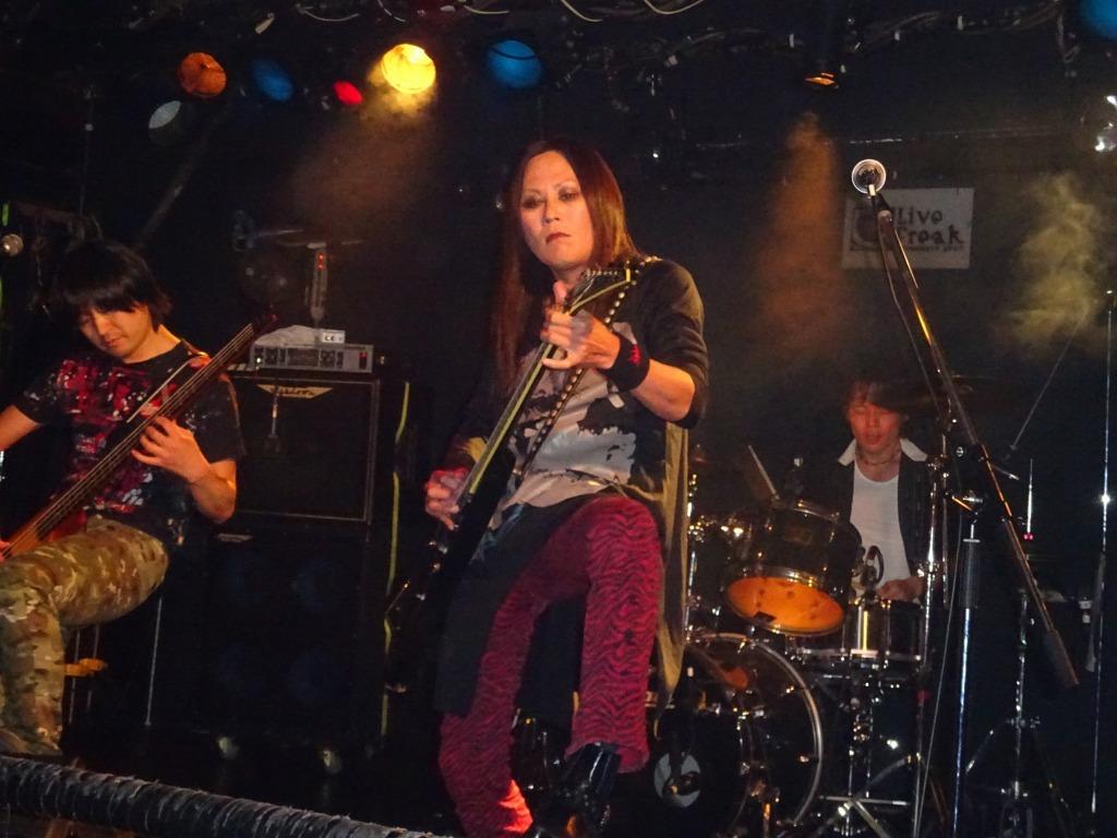 RÖUTE LIVE!新宿ライブフリーク 2019/10/16 写真集_d0061678_13180749.jpg