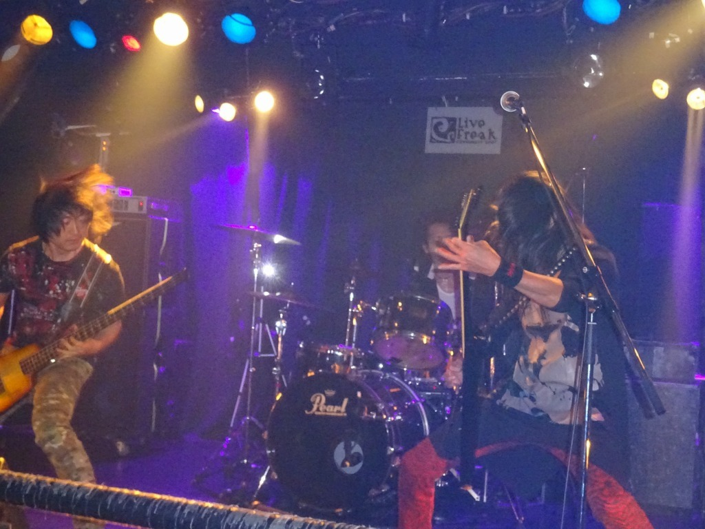 RÖUTE LIVE!新宿ライブフリーク 2019/10/16 写真集_d0061678_13191545.jpg