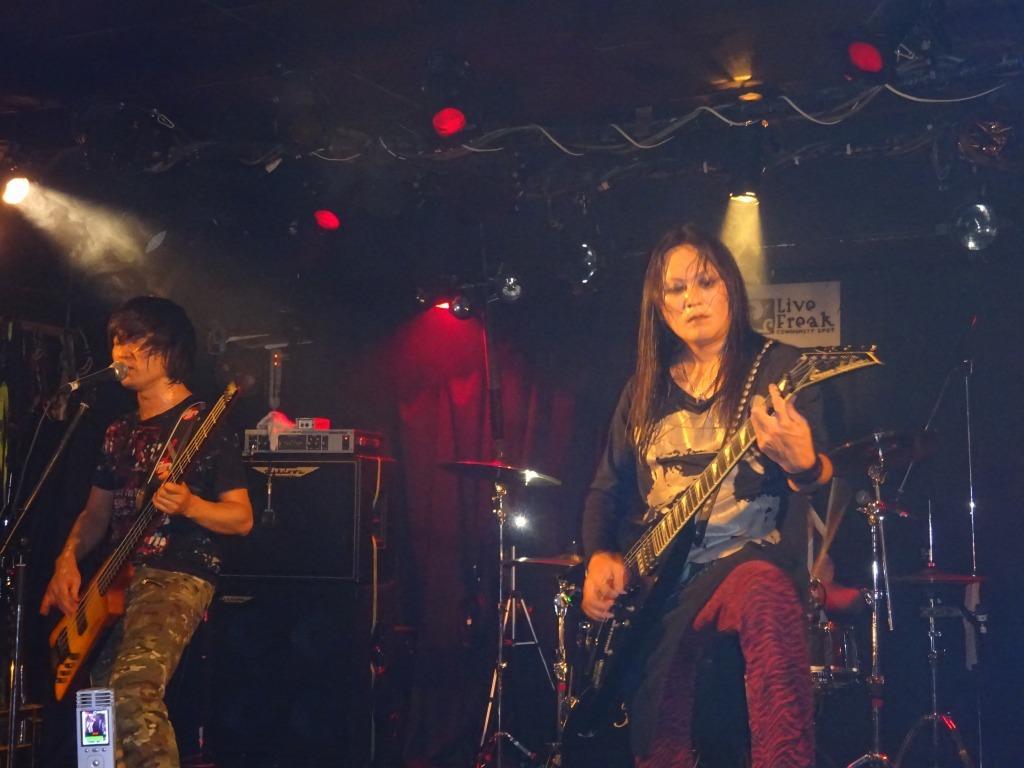 RÖUTE LIVE!新宿ライブフリーク 2019/10/16 写真集_d0061678_13205074.jpg