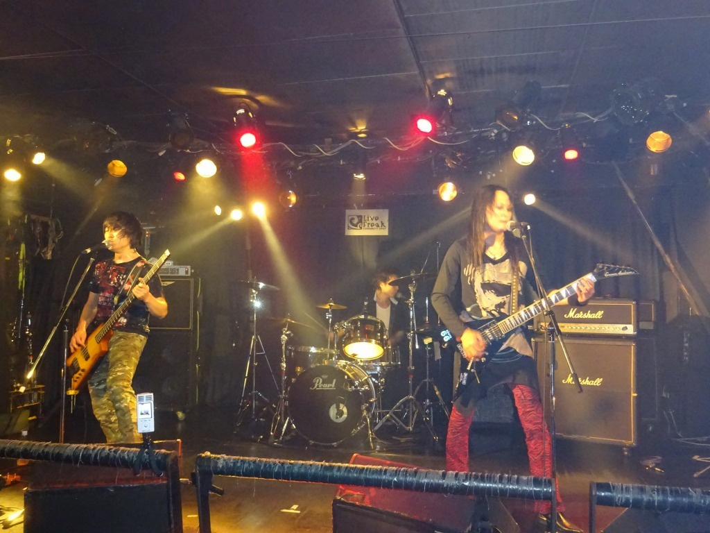RÖUTE LIVE!新宿ライブフリーク 2019/10/16 写真集_d0061678_13215999.jpg
