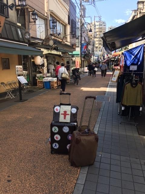 成田から日暮里、まず2泊はいつもの千駄木でした。_c0180686_02045604.jpg
