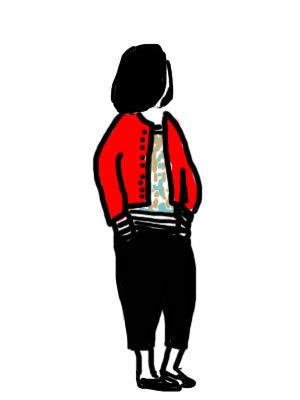 今日の服装&2つの印字!_d0225198_14252385.jpg
