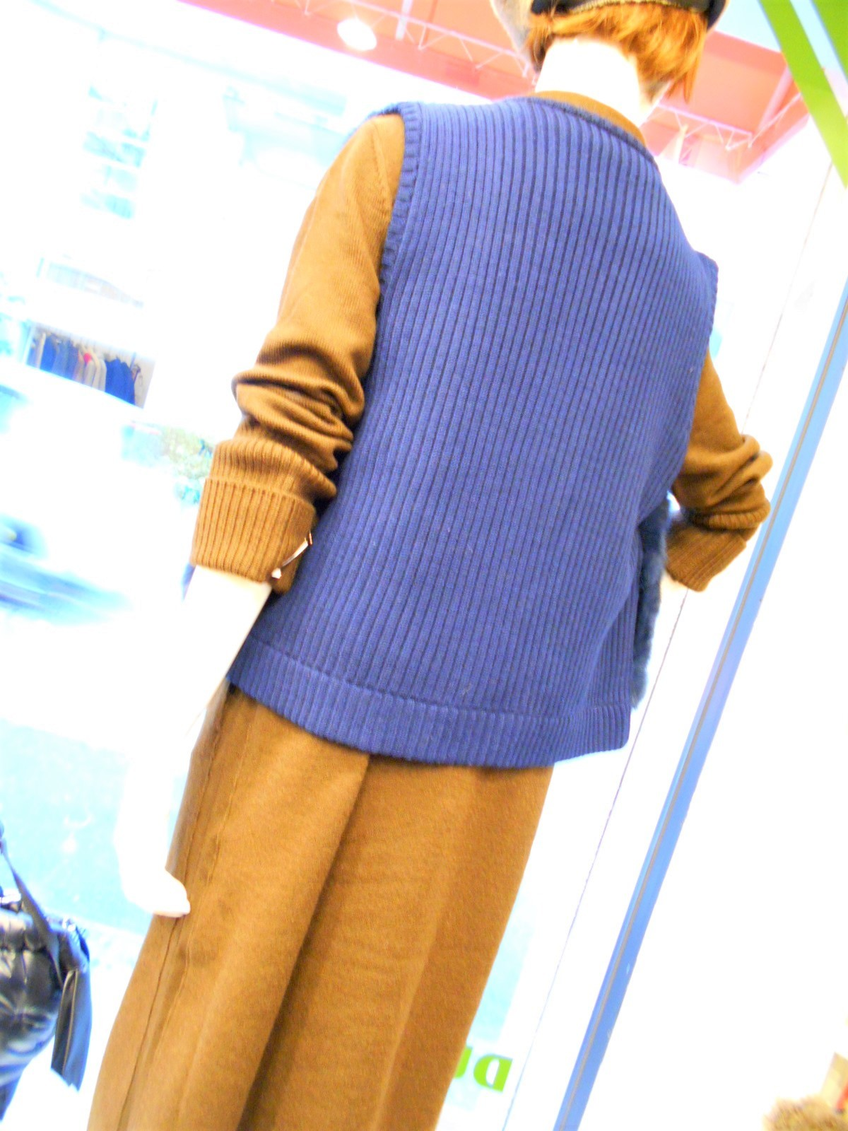 ブラウン&紺・・・・・☆_c0113499_16441944.jpg