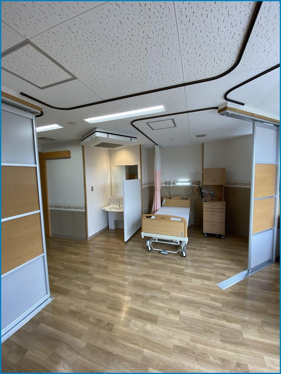 N病院グループ N病院東館 介護医療院転換改修工事 1_c0376508_16015582.jpg