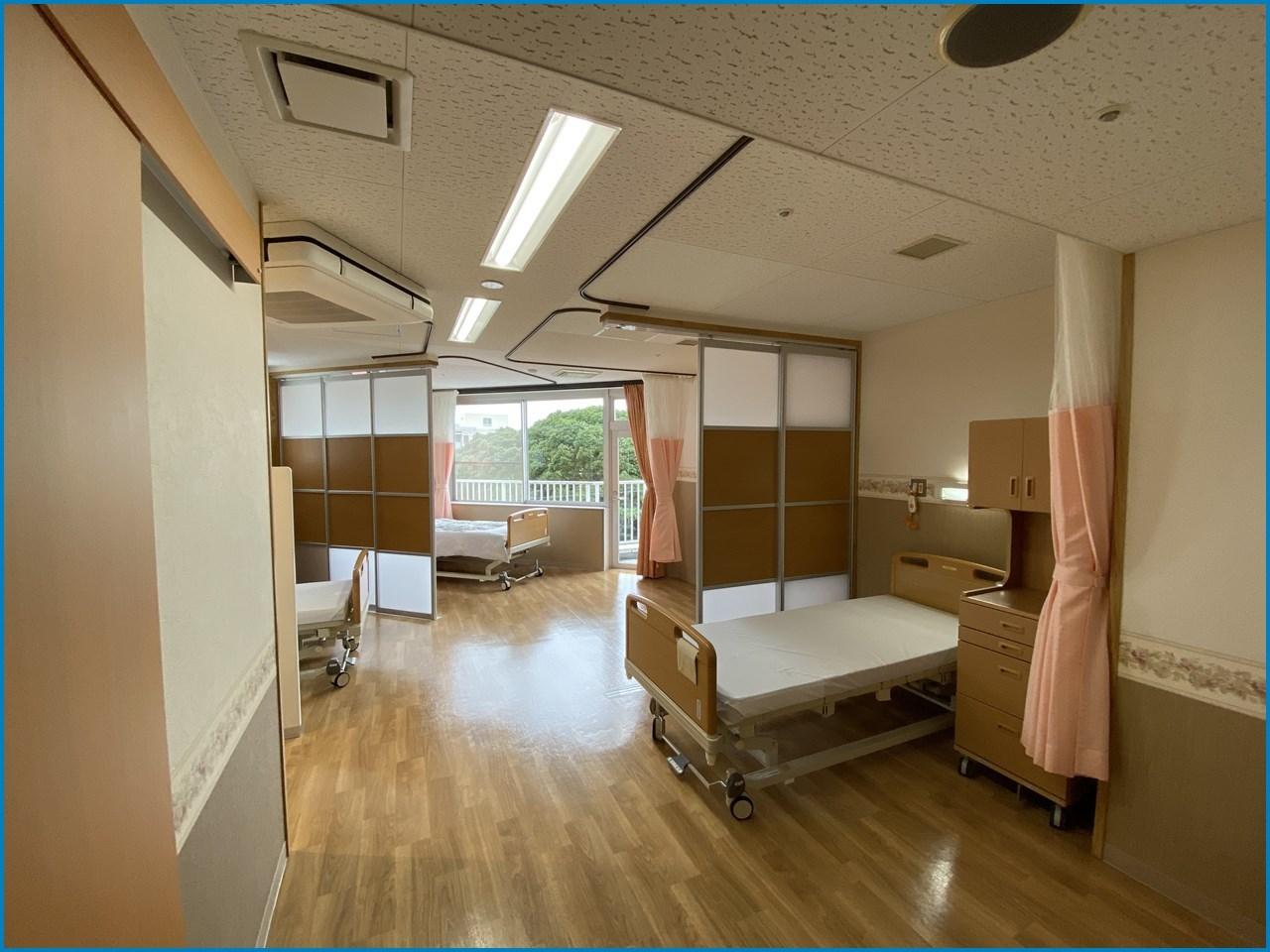 N病院グループ N病院東館 介護医療院転換改修工事 1_c0376508_16015864.jpg