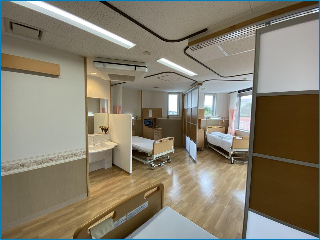 N病院グループ N病院東館 介護医療院転換改修工事 1_c0376508_16020114.jpg